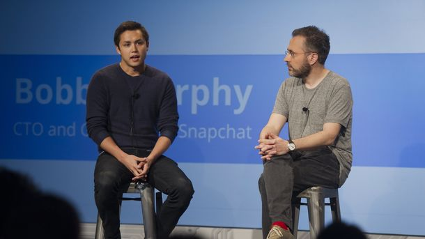 Behind Snap's Marriage to Google and the Cloud