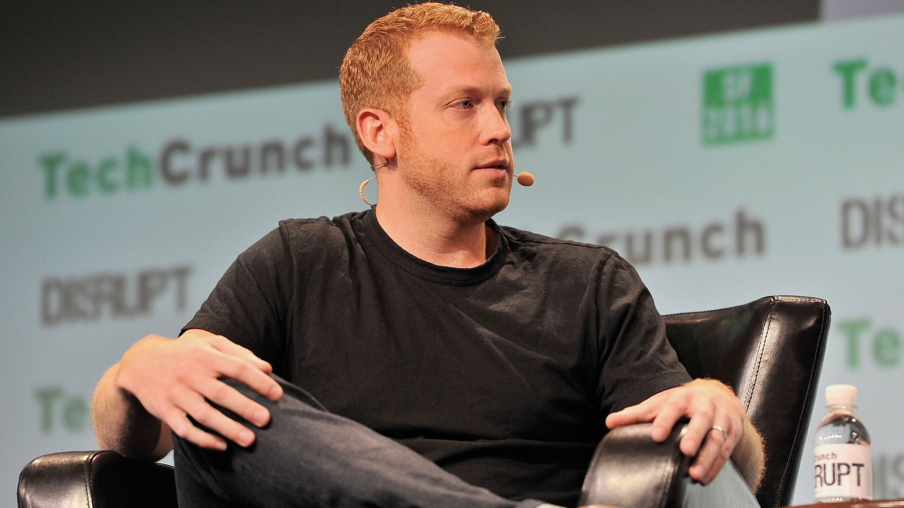 Cruise CEO Kyle Vogt. Photo by Flickr/TechCrunch.
