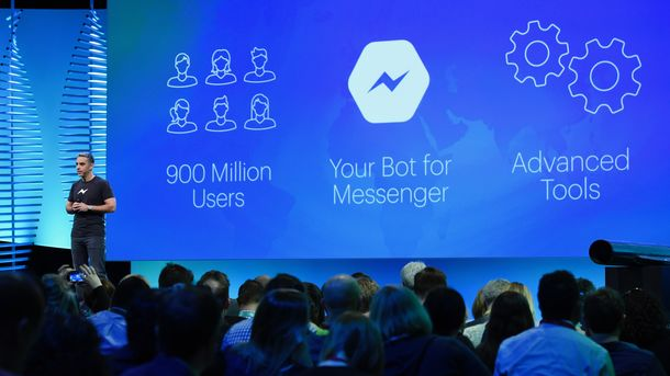 Bots and Humans Strain to Get Along on Messenger, Twitter