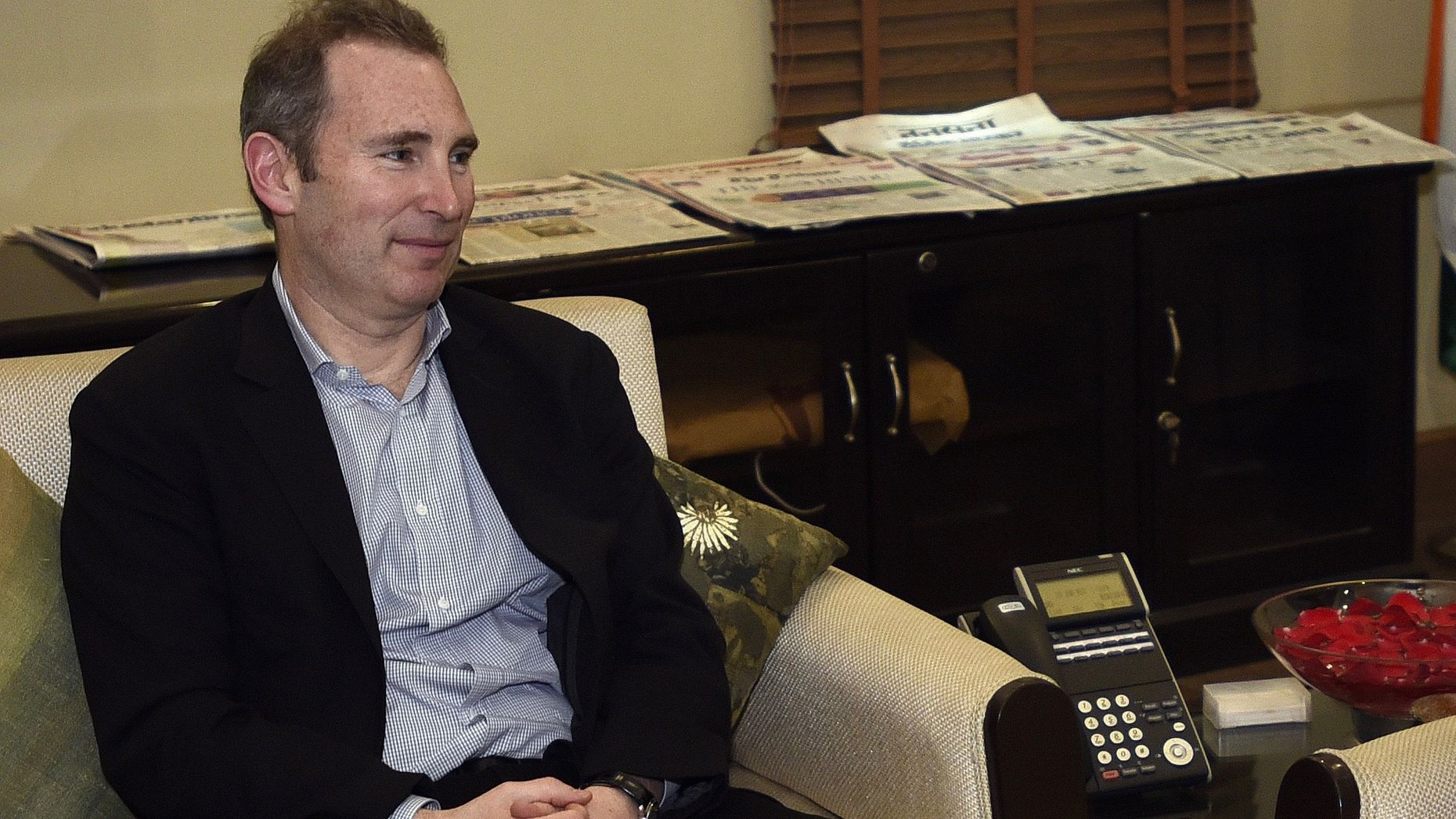 AWS CEO Andrew Jassy. Photo by AP.