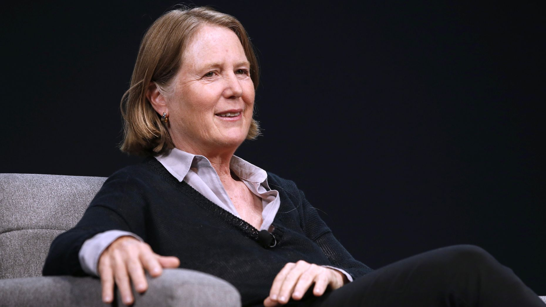Google Cloud chief Diane Greene. Photo by Bloomberg.