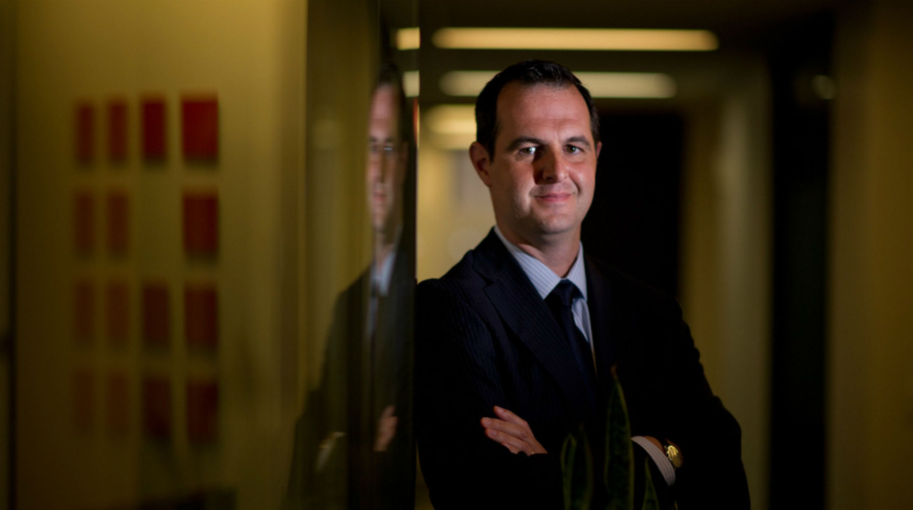 Renaud Laplanche, CEO of Lending Club. Photo by Bloomberg.