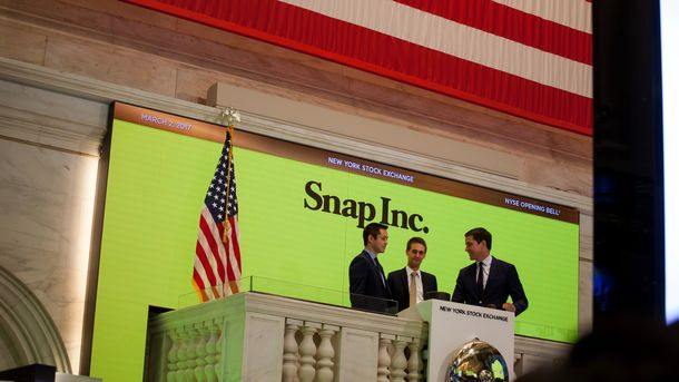 Snap's Big Tax Break