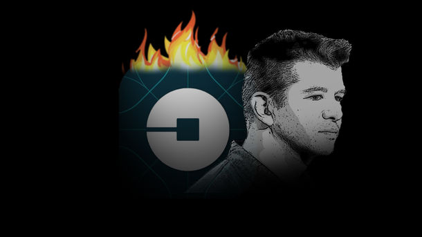 How Travis Kalanick's Iron Grip Weakened Uber