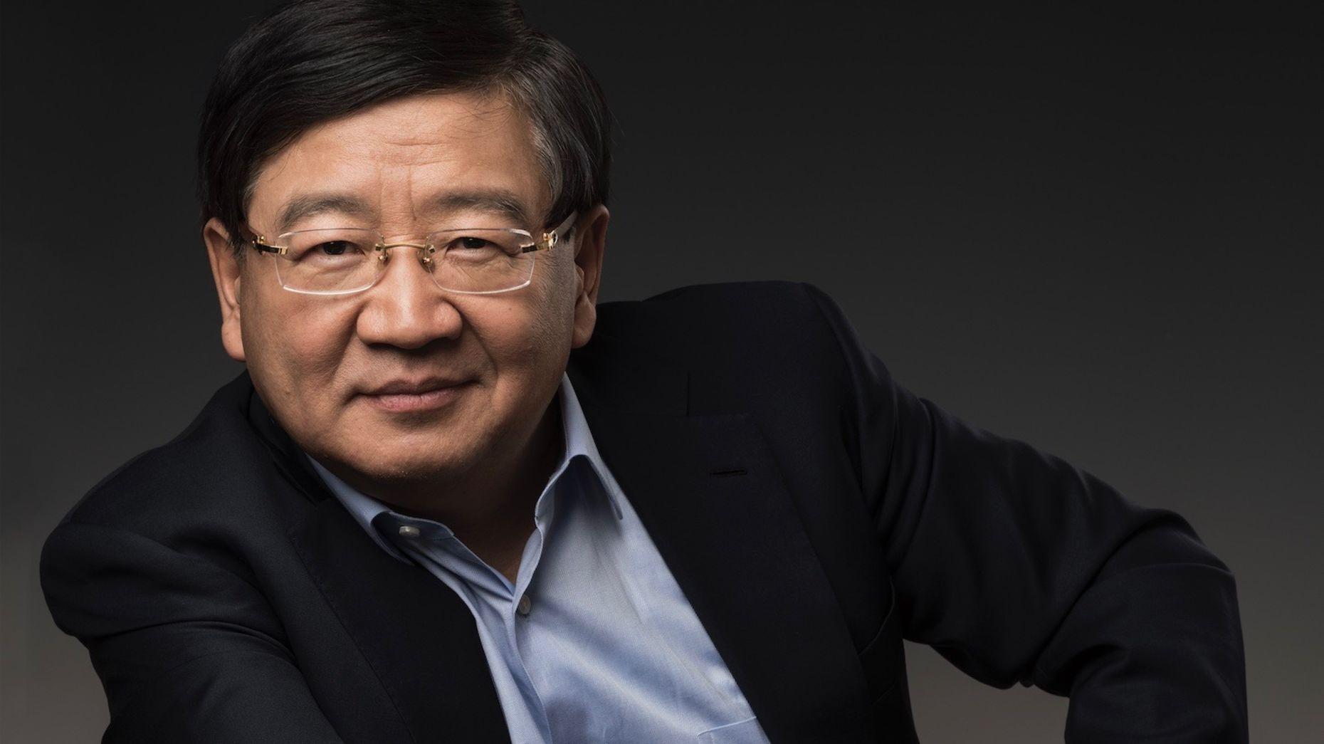 Bob Xu Xiaoping of ZhenFund. Photo by ZhenFund.