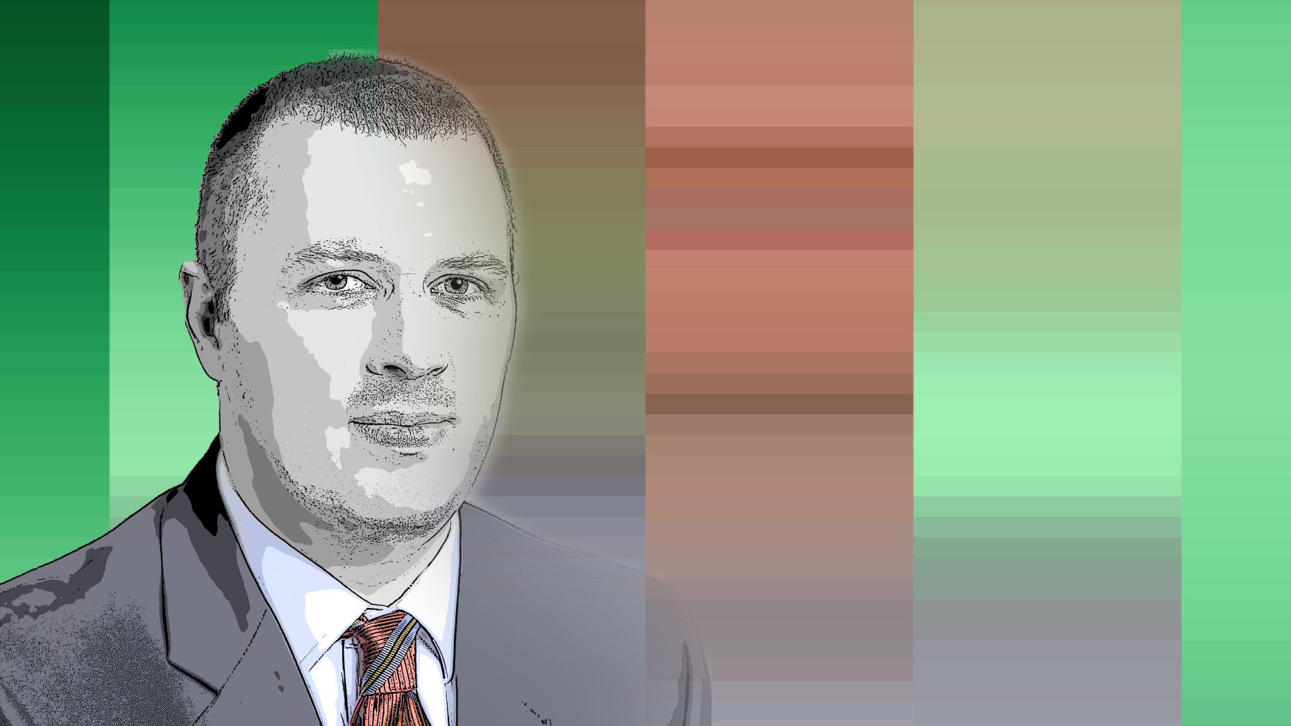 T. Rowe Price fund manager Paul Greene. Art by Matt Vascellaro.