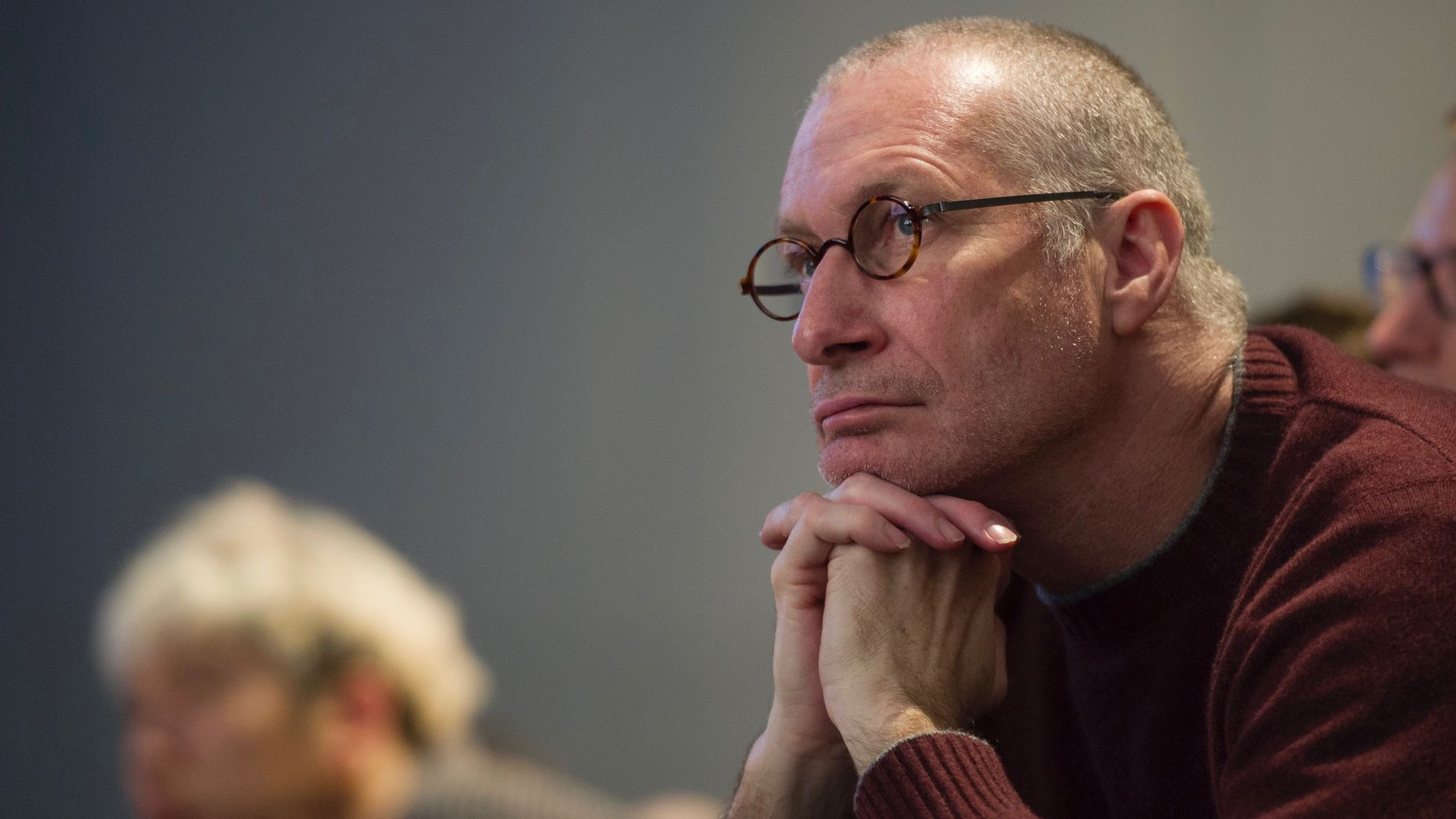 ESPN CEO John Skipper. Photo by Bloomberg.