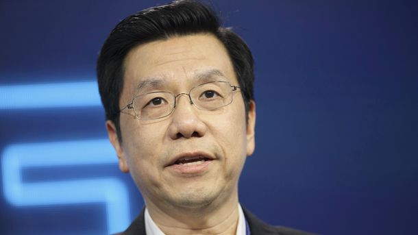China's Kai-fu Lee on Why the U.S. Could Fall Behind in AI