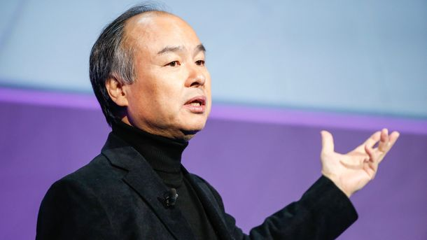 SoftBank's $93 Billion Vision Problem