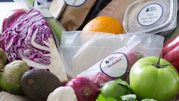 Blue Apron Maintains Edge in Recipe for Growth, but Competition Looms