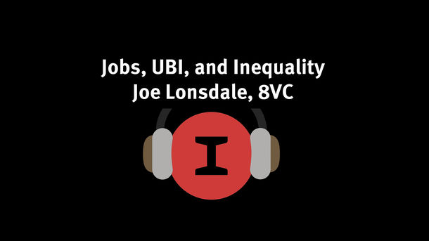 Modest Conversations: Jobs, Inequality, and UBI