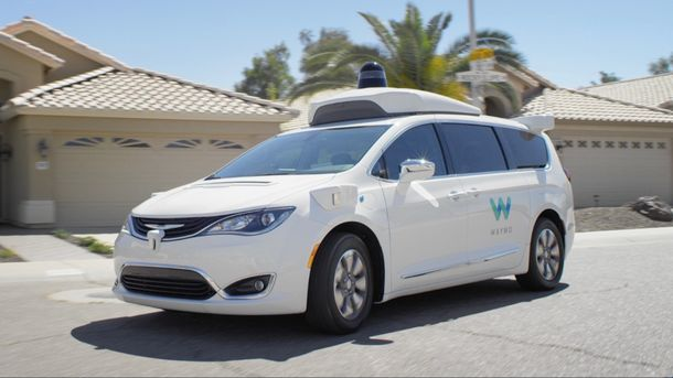 The Information's Leaders and Laggards in Self-Driving Cars