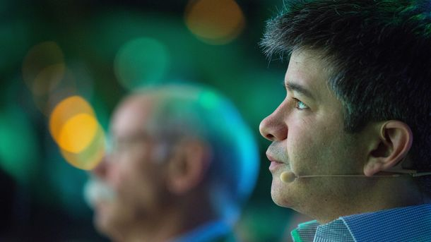 Travis Kalanick's Power Dented but Not Gone