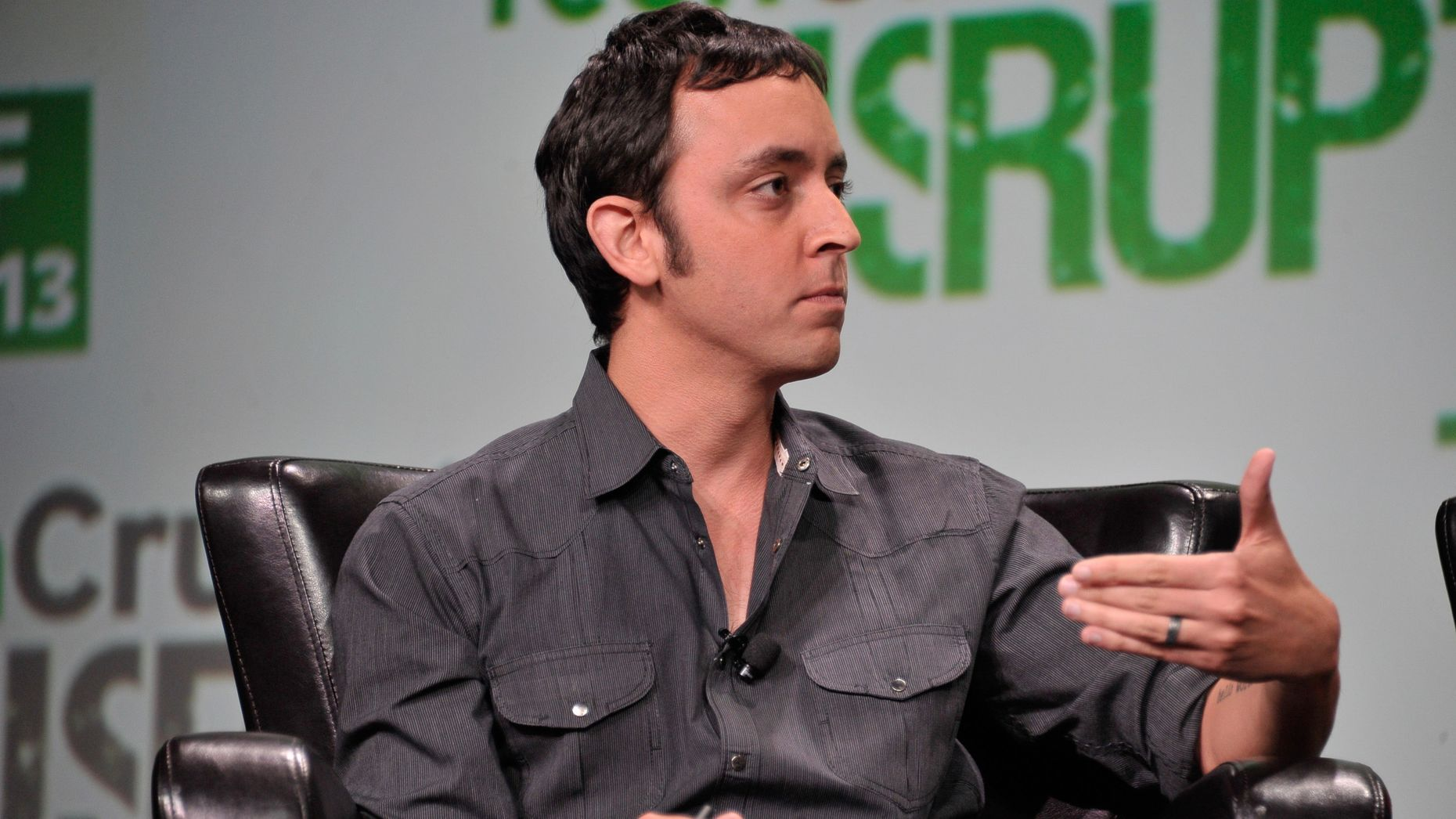 Joe Zadeh, Airbnb's vice president of product. Photo by Flickr/TechCrunch.