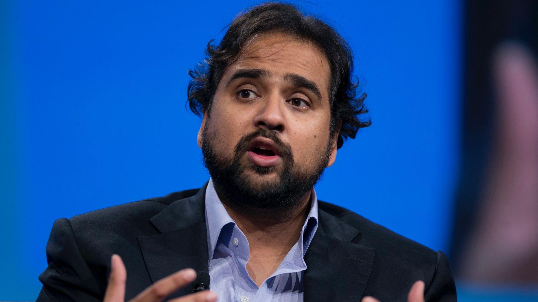 Jawbone co-founder Hosain Rahman. Photo by Bloomberg