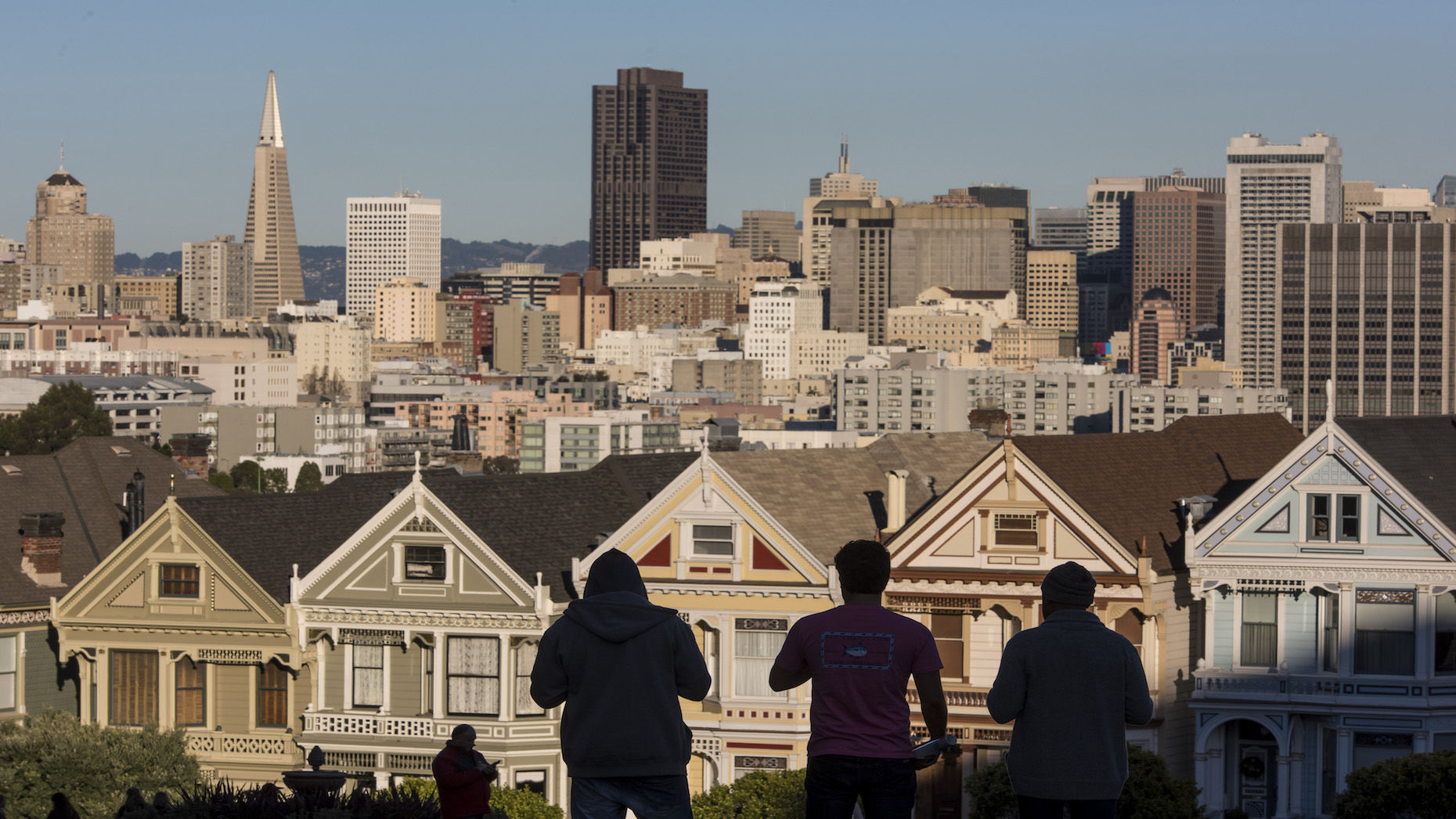 Advocates of housing development in the Bay Area often run up against zoning laws and local objections to development. Photo: Bloomberg