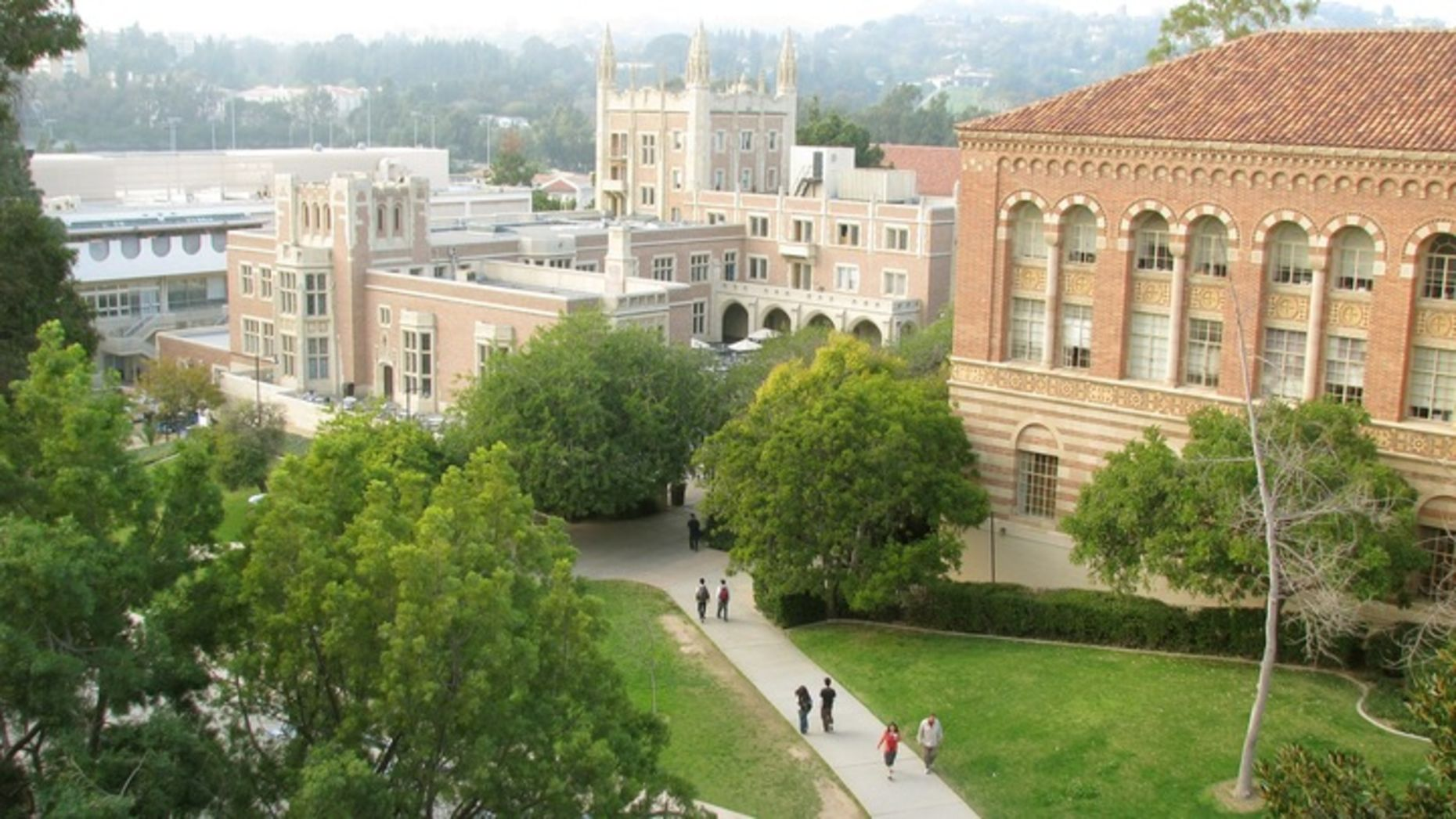 Campus of UCLA, an early investor in Binary Capital. Photo by Flickr/Better than Bacon.