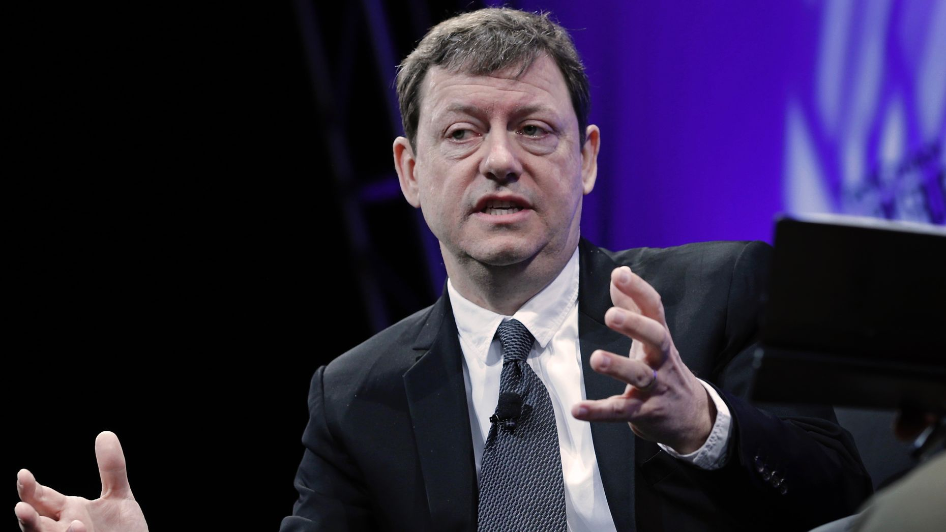 Union Square Ventures partner Fred Wilson. Photo by Bloomberg.