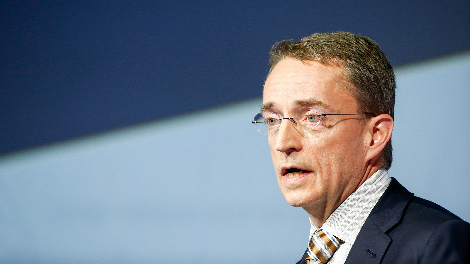 VMware CEO Pat Gelsinger. Photo by Bloomberg.