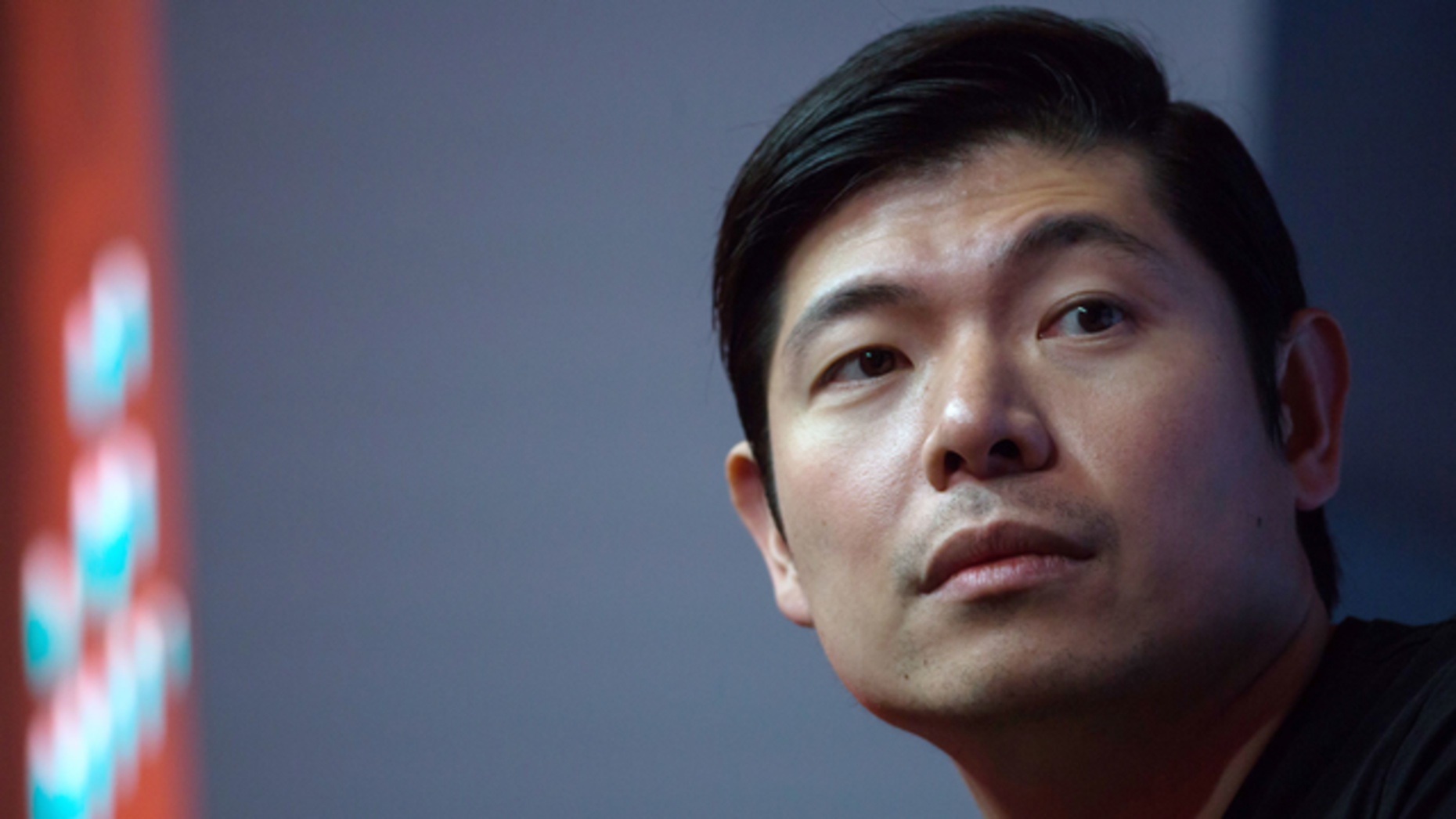 Grab CEO Anthony Tan. Photo by Bloomberg.