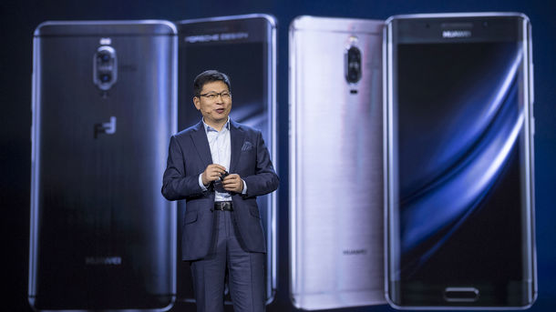 Huawei Expected to Gain U.S. Foothold With AT&T