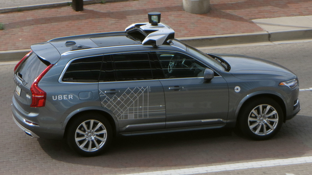 Uber Weighed Changes to Autonomous Vehicle Unit