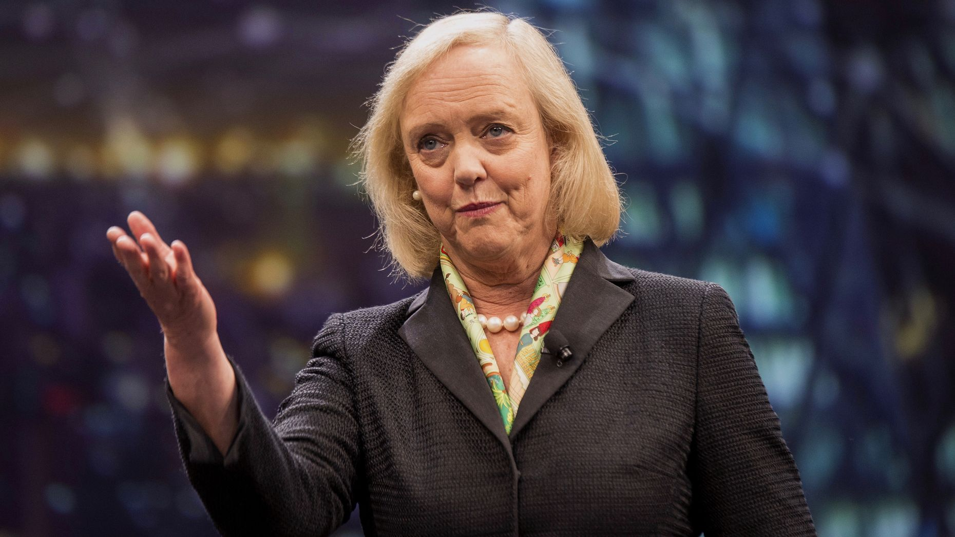 How Meg Whitman Re-Emerged as Uber CEO Favorite — The Information