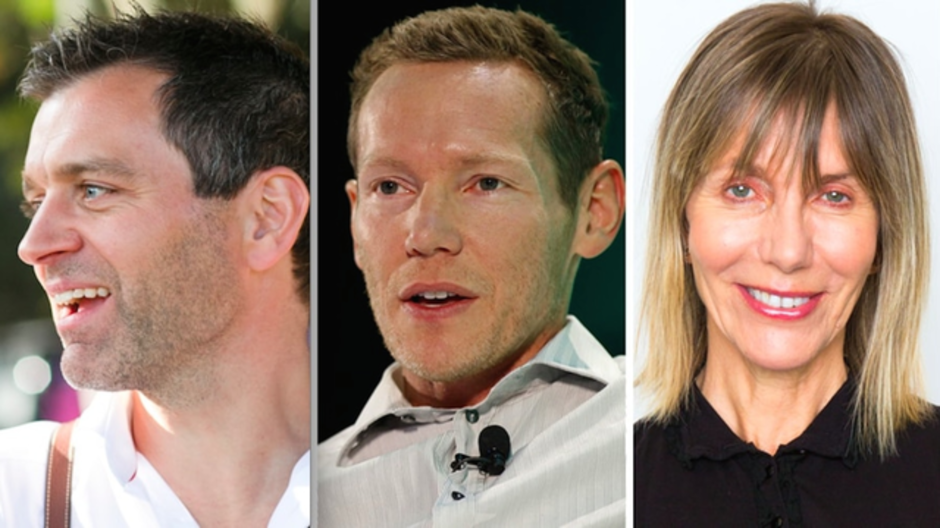 Daniel Graf, Jeff Holden and Liane Hornsey.  Photos by Mr. Graf, Bloomberg and Uber.