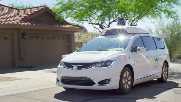 Waymo CEO John Krafcik: Full Transcript