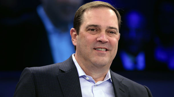 Cisco CEO Robbins Carves New Path