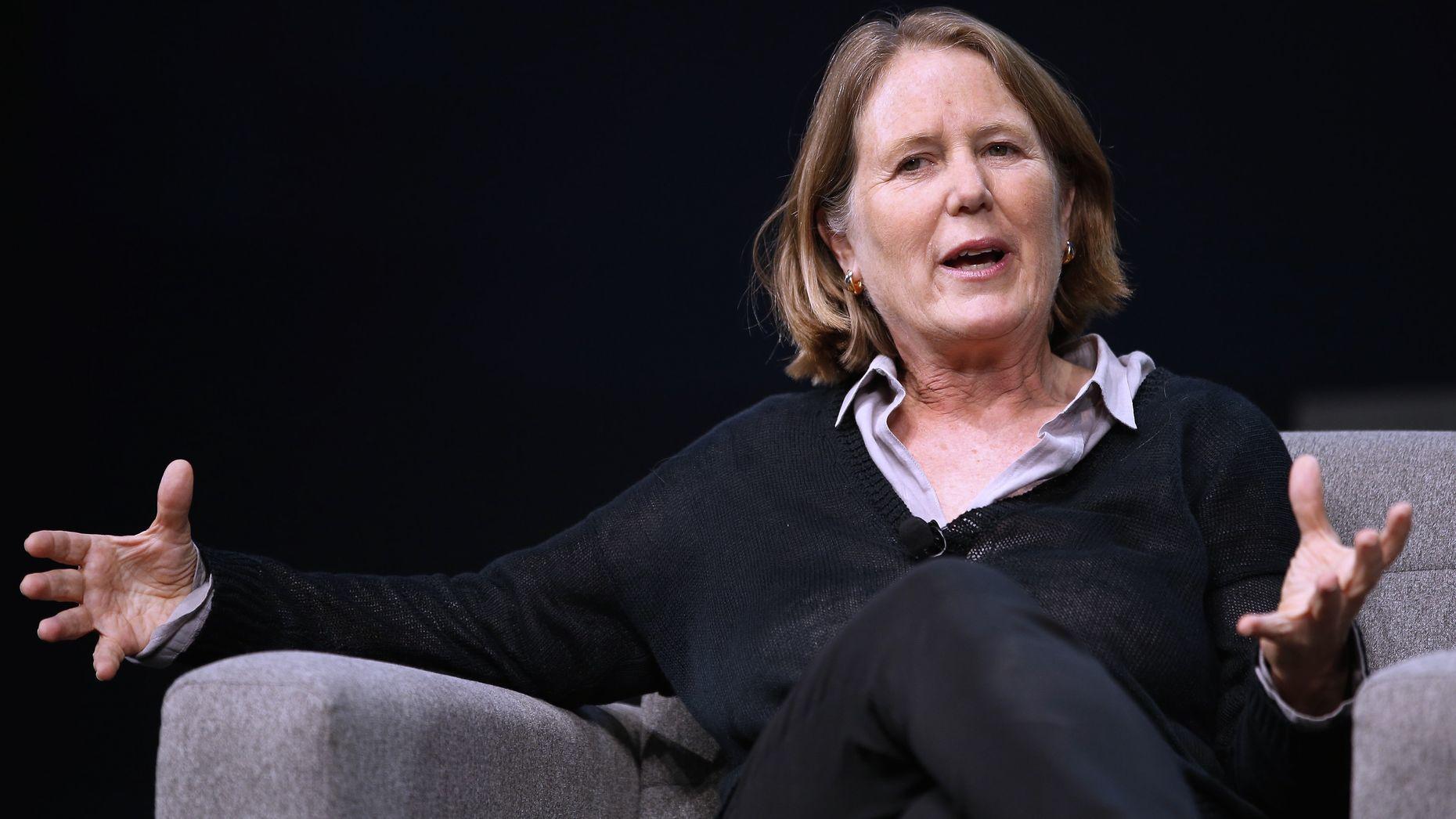 Google Cloud chief Diane Greene. Photo: Bloomberg