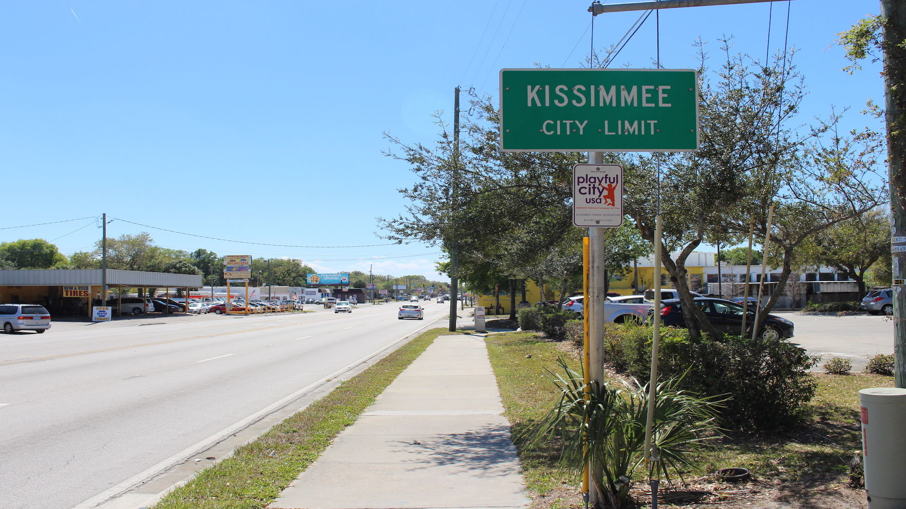 Airbnb-branded apartments are planned for the city of Kissimmee, Fla. Photo: Wikimedia Commons/Michael Rivera