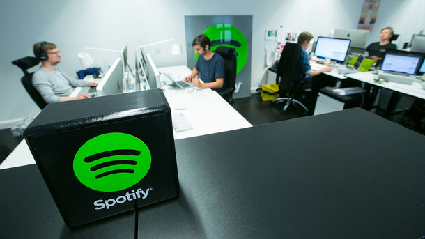 Fast Growth, Losses Continue as Spotify Eyes IPO