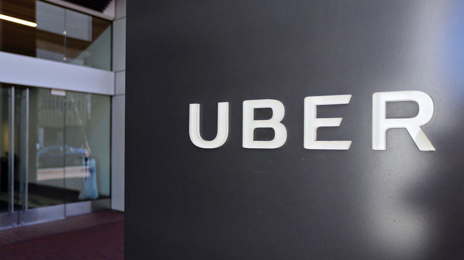 Uber's headquarters in San Francisco. Photo by AP.