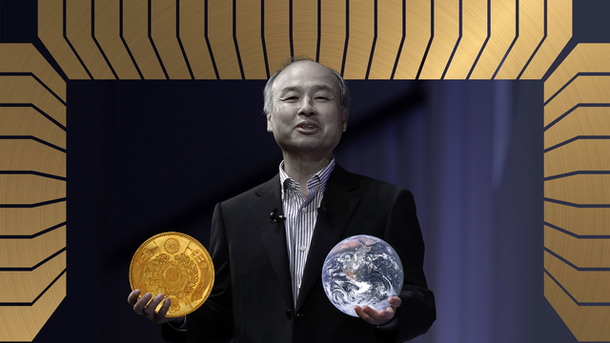 The Information's Person of 2018: Masayoshi Son