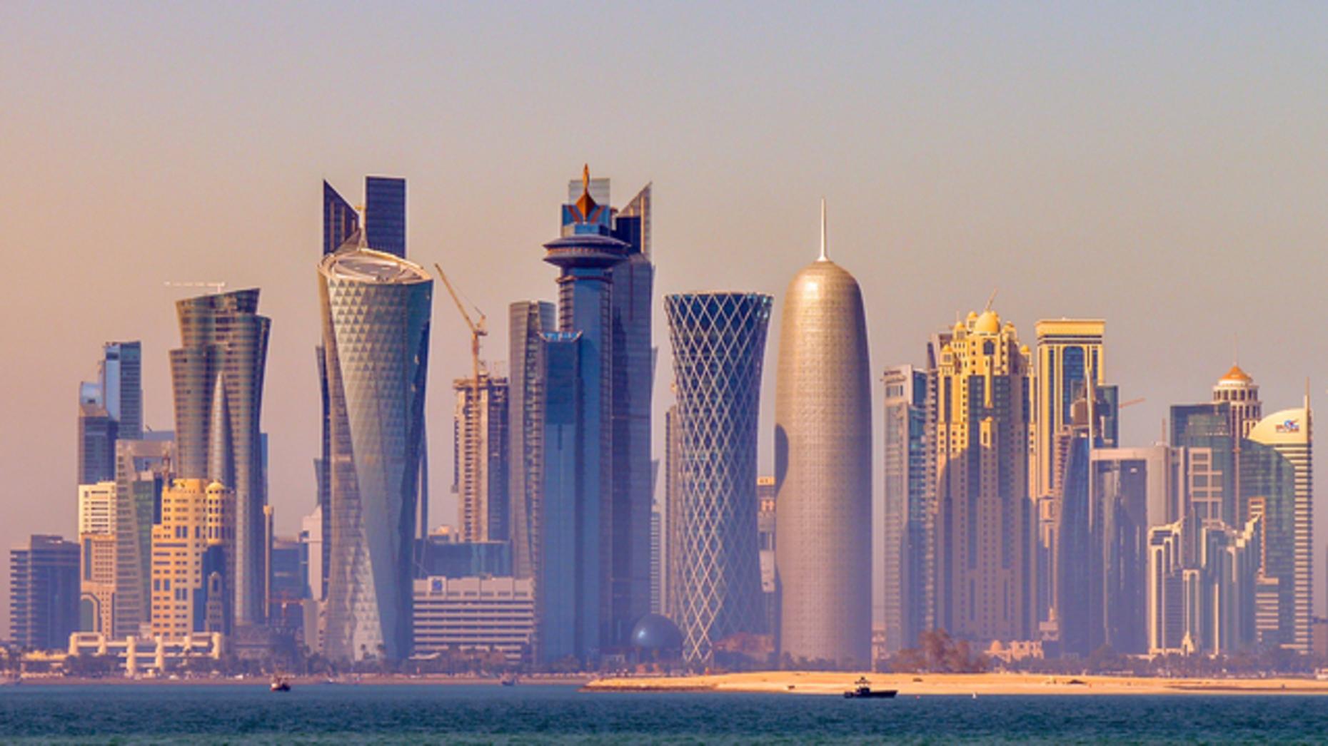 Doha, Qatar. Photo: Francisco Anzola/ Flickr