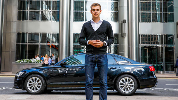 Why Uber Cares About a Tiny Estonian Rival