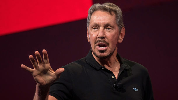 In Major Shift, Amazon, Salesforce Move Away From Oracle