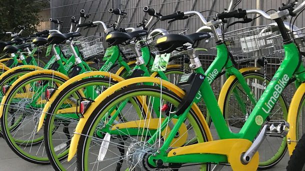 Big Test for VC-Fueled Bike-Share Startup LimeBike