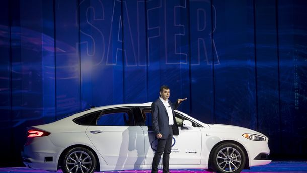 What We Learned About Autonomous Cars at CES