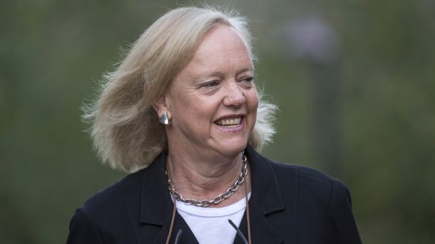 What Meg Whitman's TV Job Says About Tech and Media