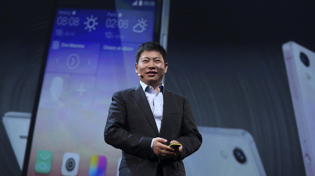 Chinese Smartphone Makers in New Push for U.S. Market