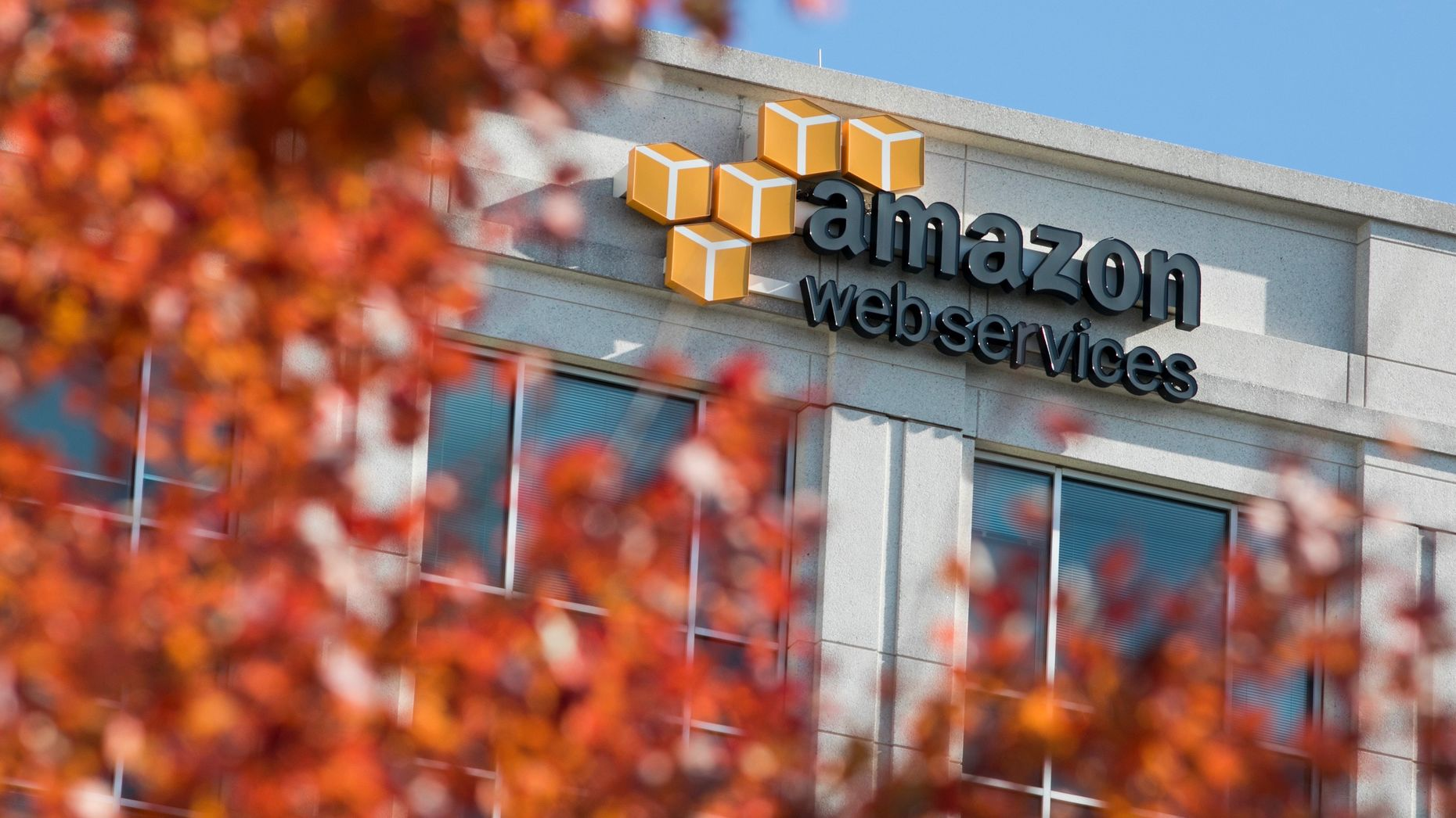 An AWS office in Herndon, Virginia. Photo by AP.