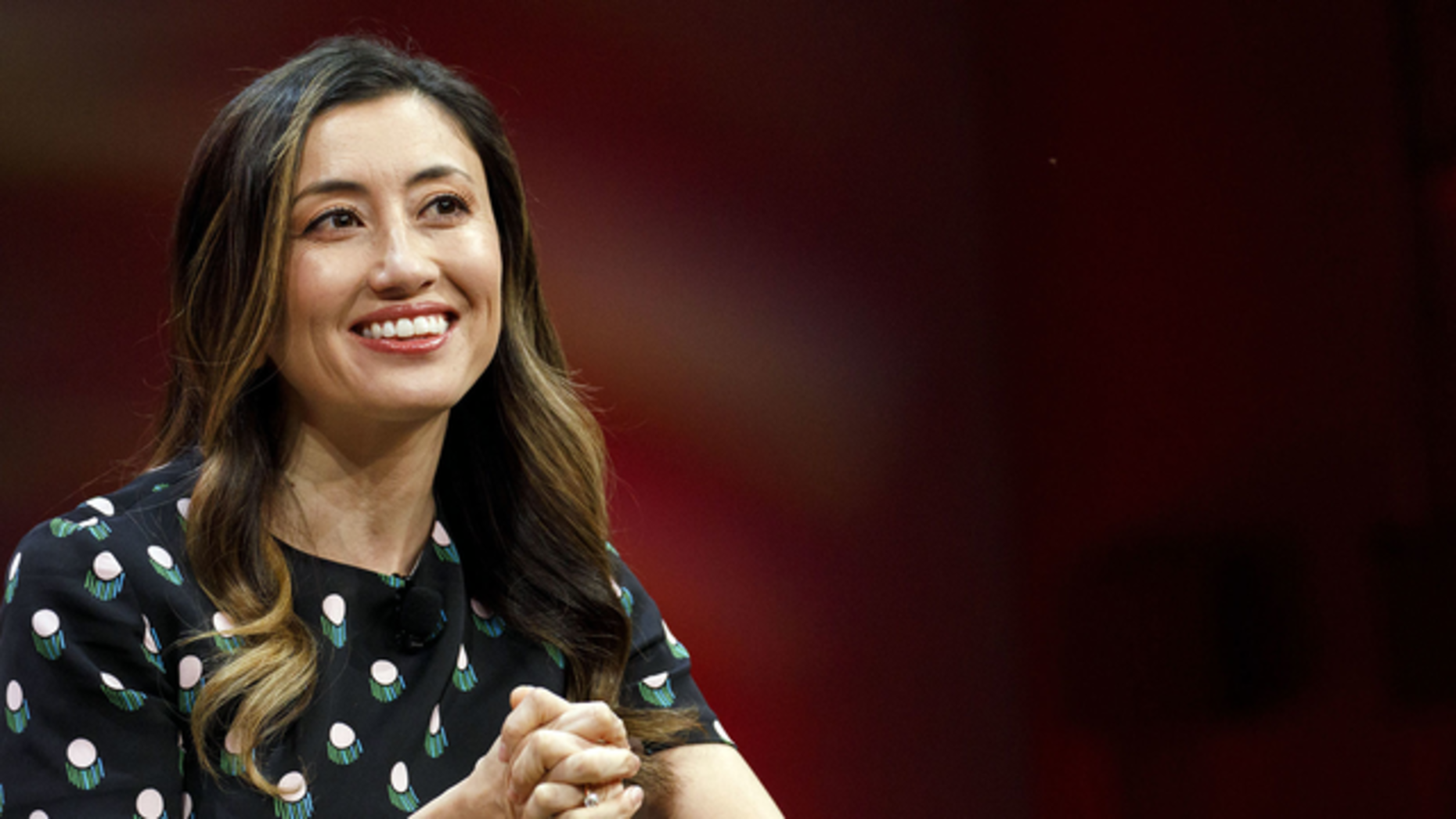 Stitch Fix CEO Katrina Lake. Photo by Bloomberg.