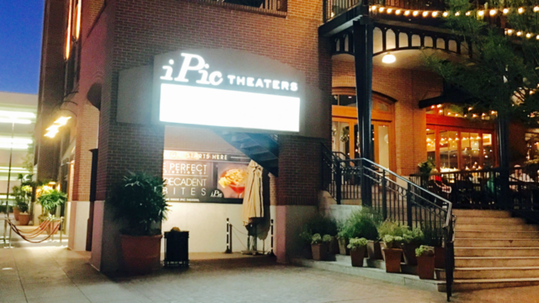An iPic theater in Pasadena, Calif. Photo by JoVe DX/ Flickr