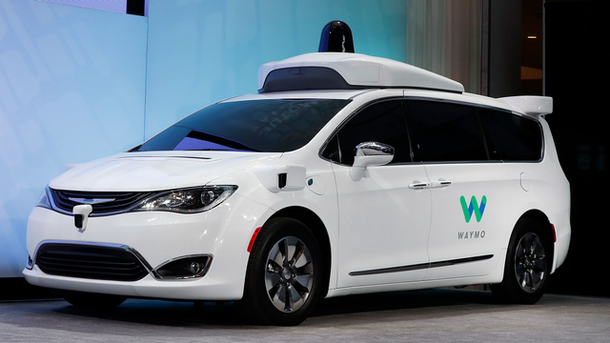 Uber Seeks Deal for Waymo Cars
