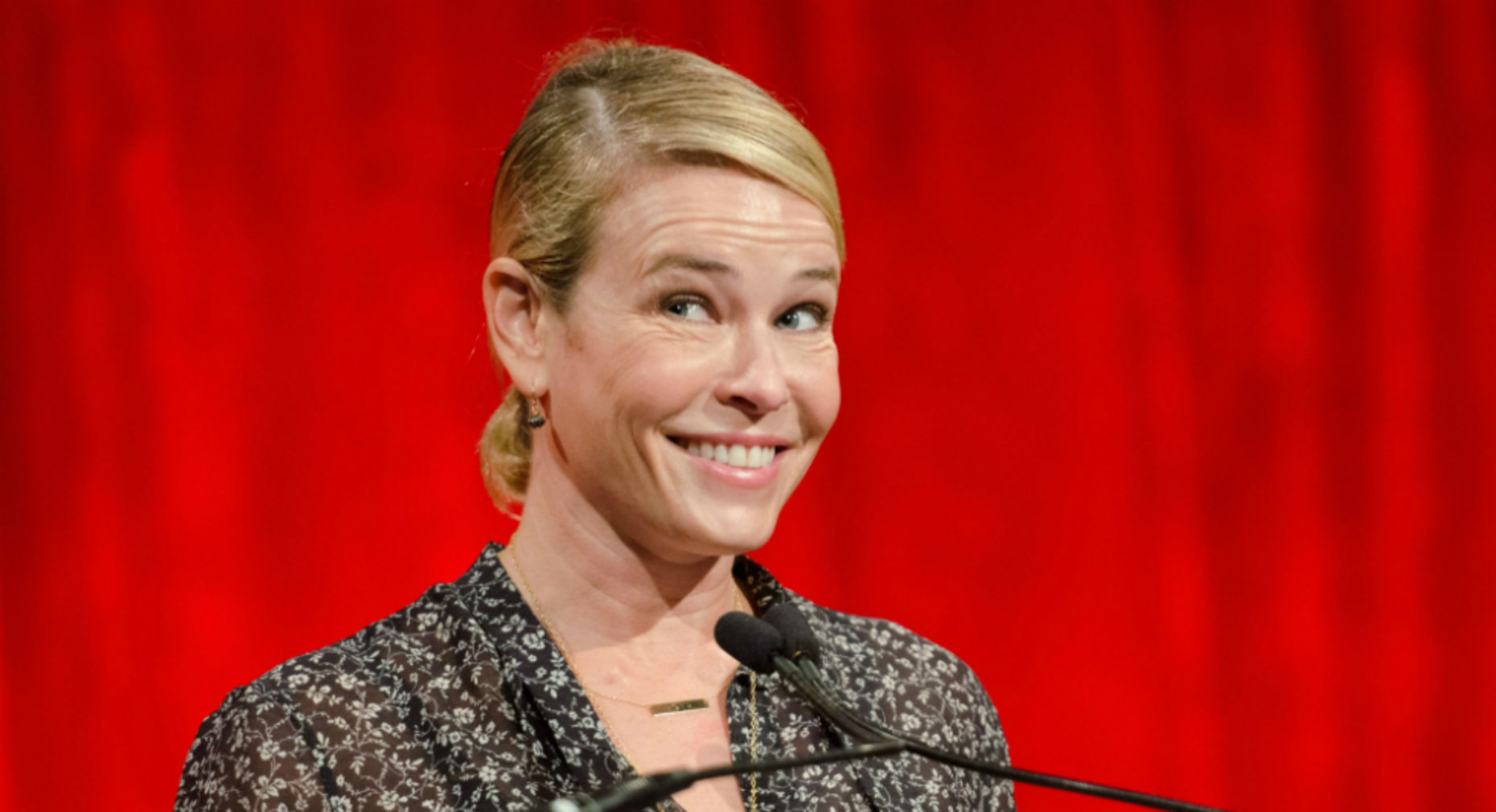 Chelsea Handler. Photo by Associated Press.