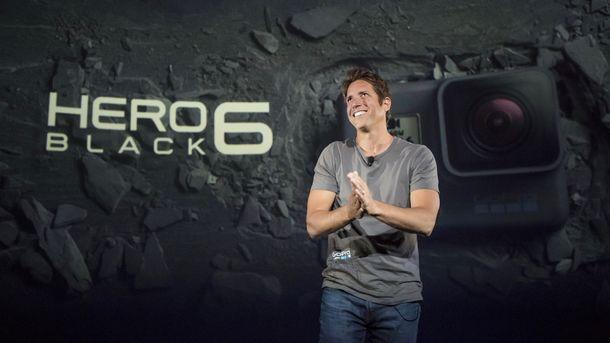GoPro's Stock Rests on Potential Sale