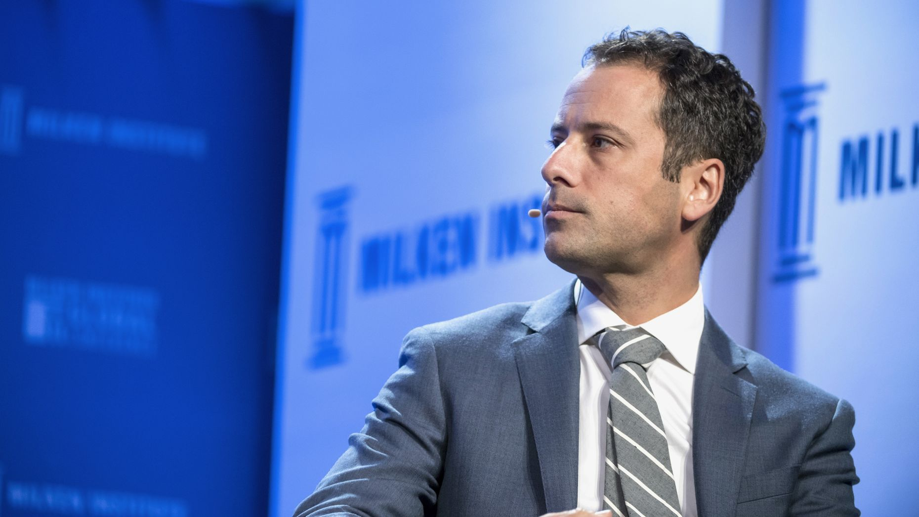 Cheddar CEO Jon Steinberg. Photo by Bloomberg.