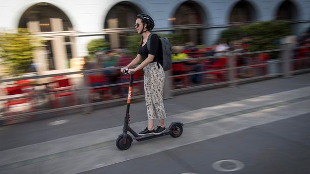 No Longer a Gimmick, Electric Scooters and Bikes Face Scrutiny